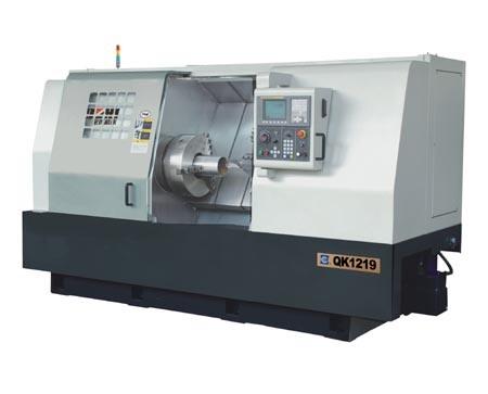 Qk1219 Pipe Threading CNC Lathe