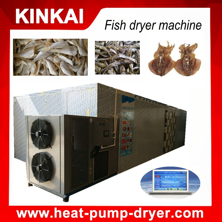 Air Circulation Fish Drying Equipment/ Dried Fish Processing Machine