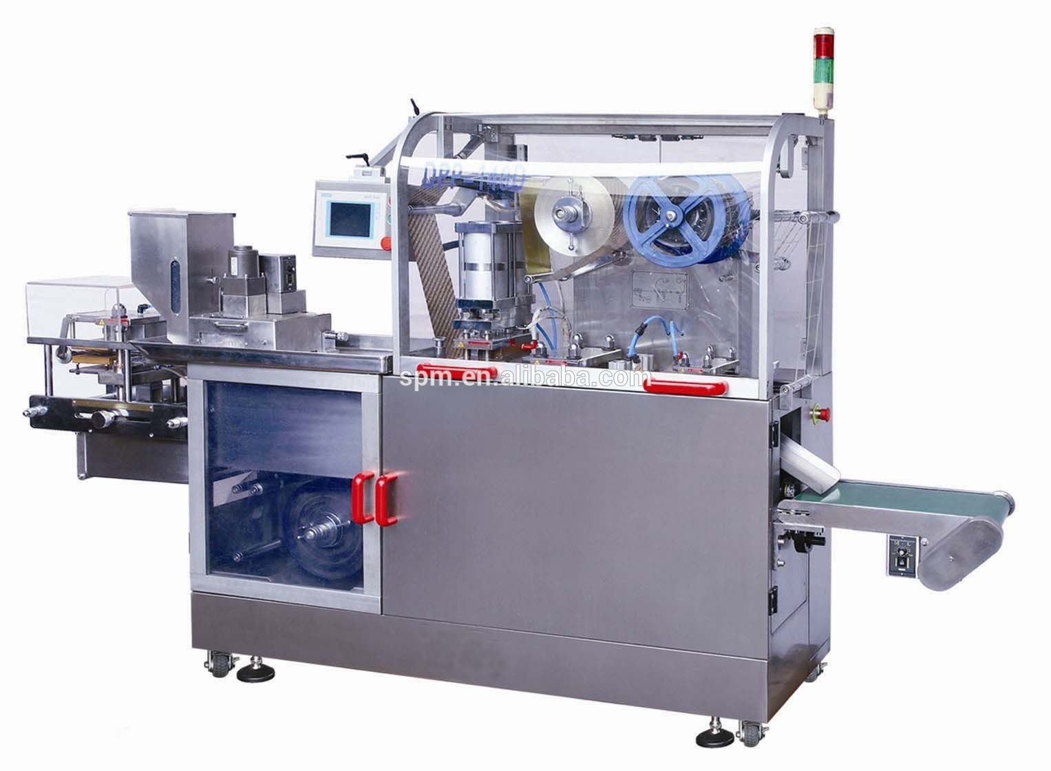 Dpb-140 Flat Plate Automatic Blister Packing Machine