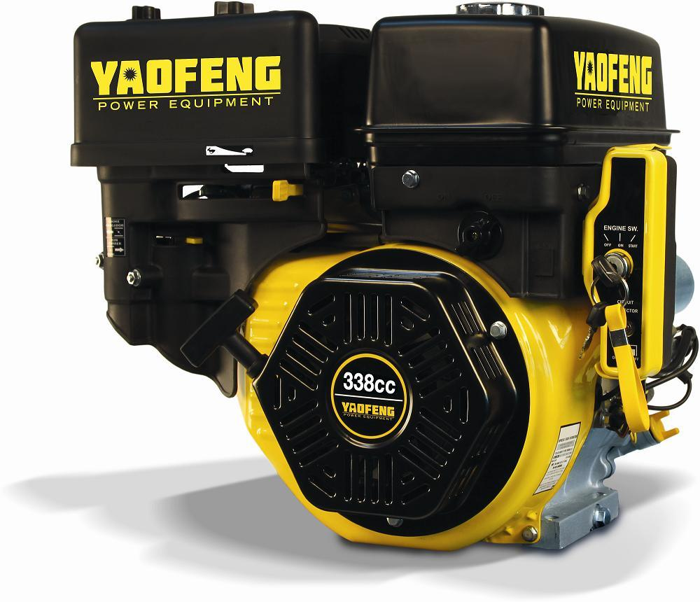338cc 11HP Gasoline Engine with EPA, Carb, CE, Soncap Certificate (YF340G)