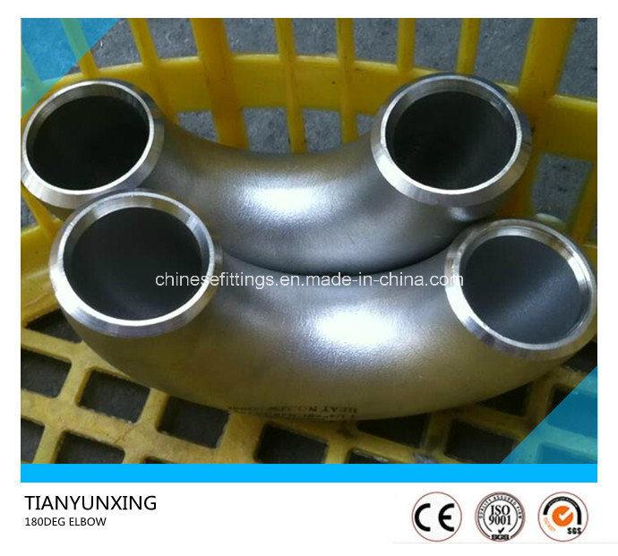 Manufacturer U Bend/180deg Stainless Steel Seamless Elbow