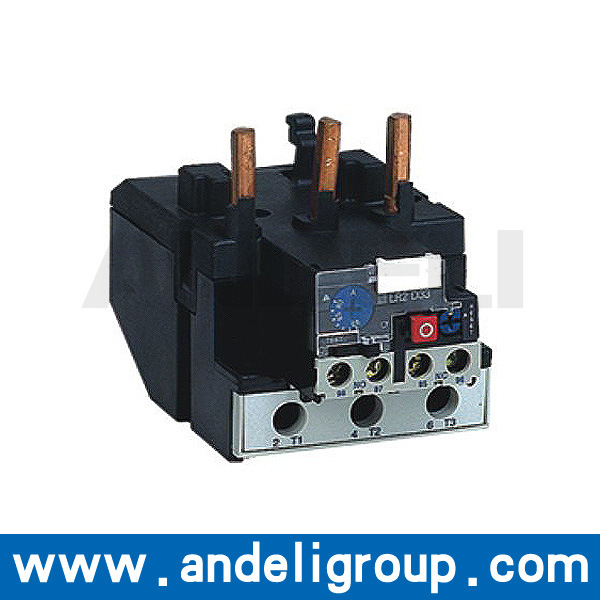 Mini Power Relay Thermal Protector (JR28N)