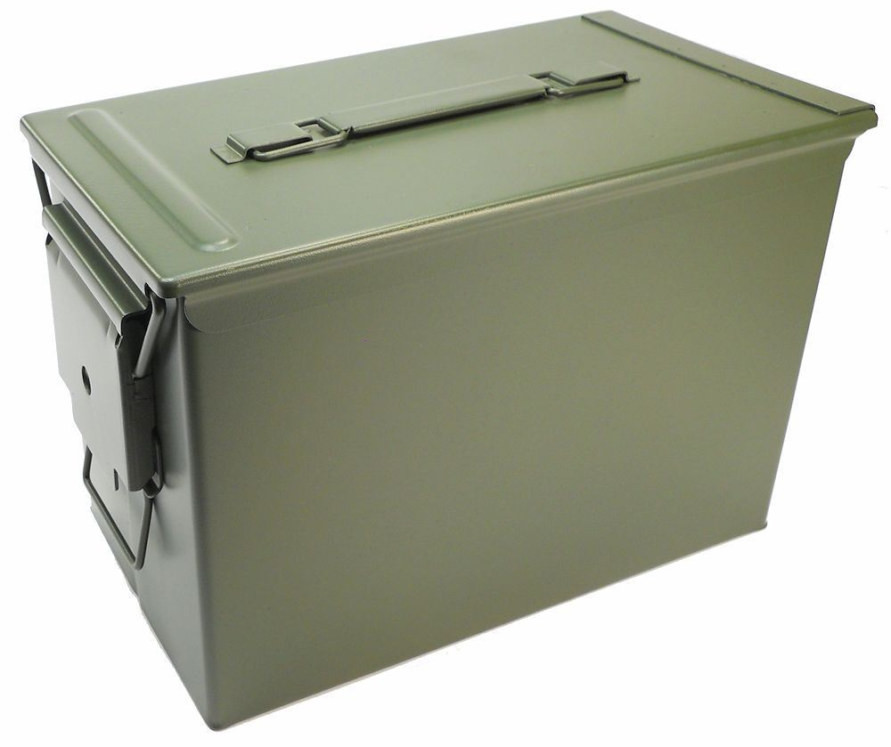 Fat50 Strong Ammo Box