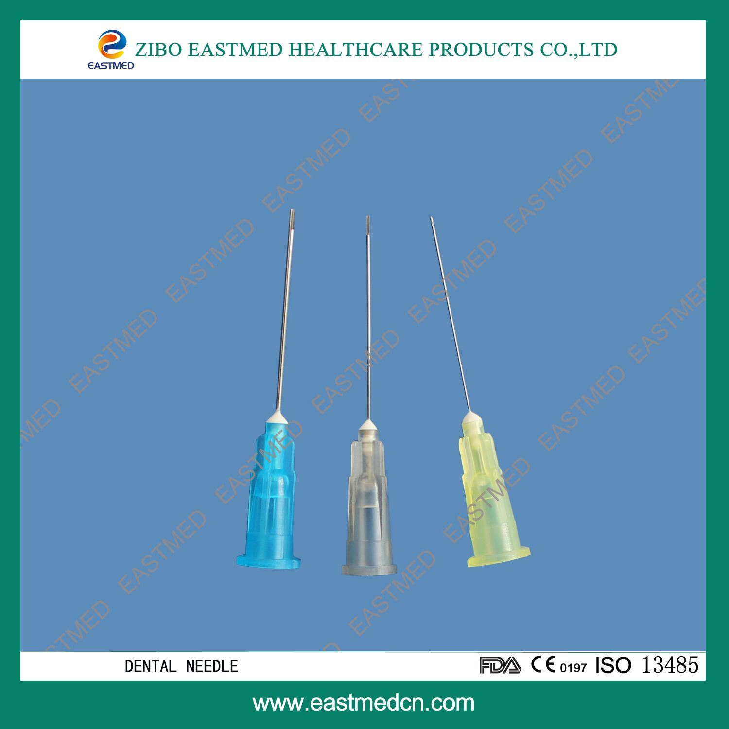 Disposable Sterile Various Size Hypodermic Needle
