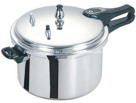 2017 Hot Sales Aluminum Pressure Cooker (3L, 4L, 5L, 7L, 9L, 11L, 13L, 15L)