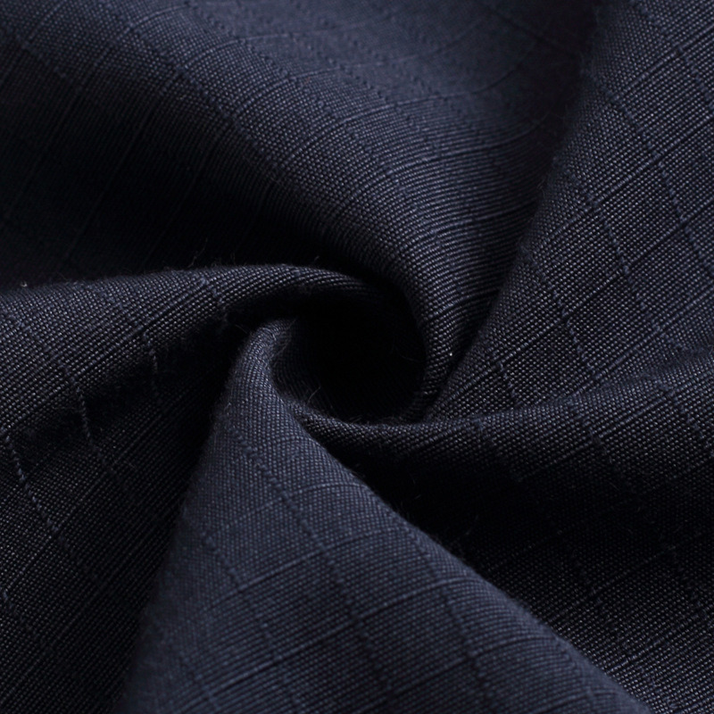 Ripstop Cotton Poly/Cotton Workwear Fabric / Uniform Fabric