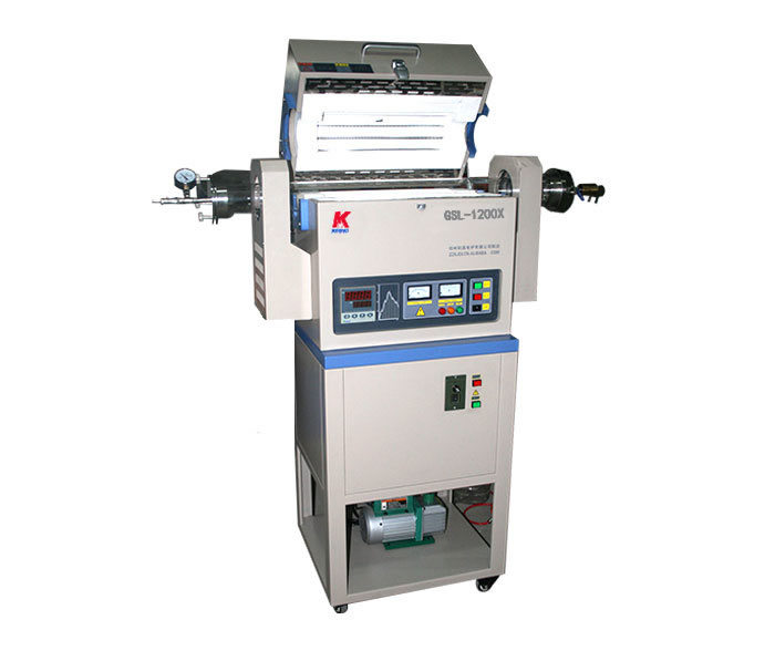 Tiltable Rotary Electric Heating Tube Furnace Series
