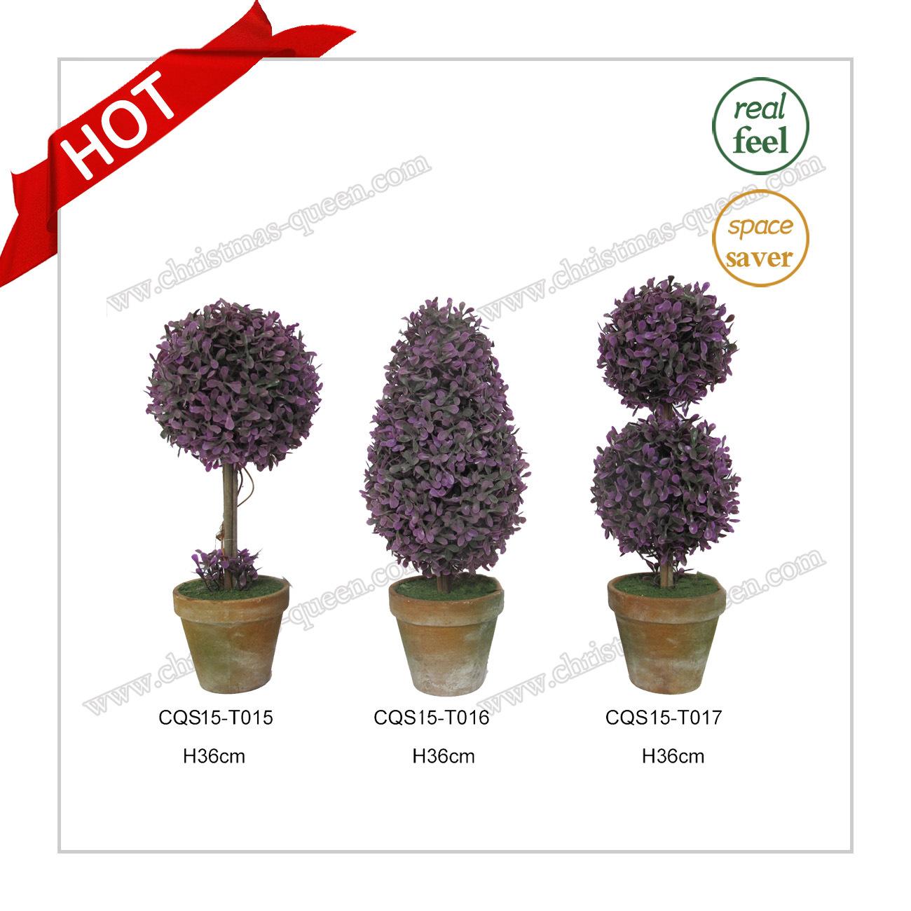 H36cm Multicolour Plastic Silk Flowers Artificial Plant Flowers
