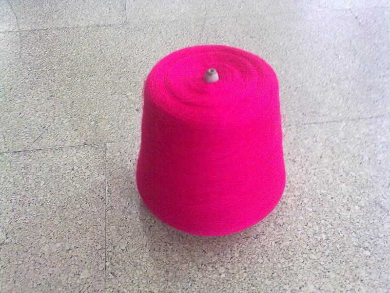 Acrylic Knitting Yarn (Ne30/1 short fiber)