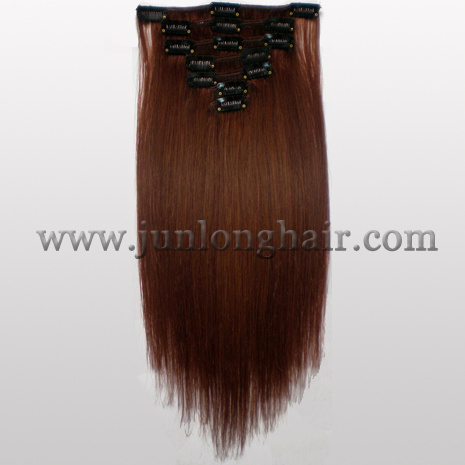 100 Human Remy Hair Extensions 14