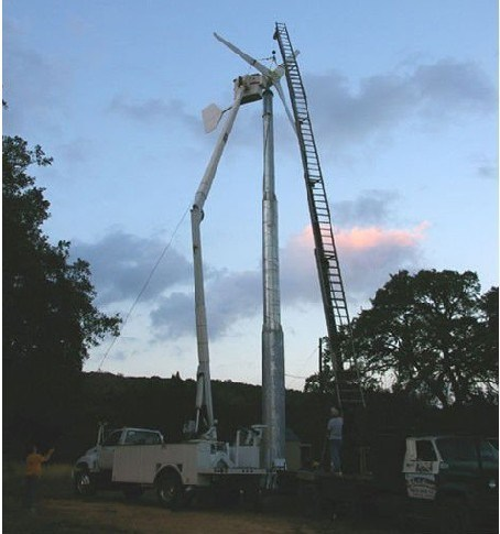 Horizontal Wind Power Turbine 1kw-50kw