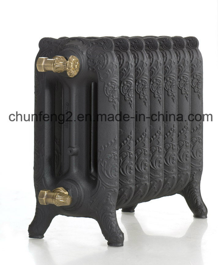 Retro Cast Iron Radiators for Home Heating
