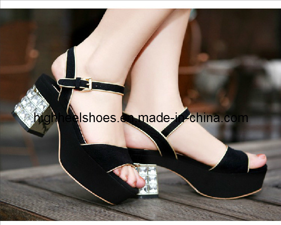 Latest Design Ladies Sandals Hcy 02-1124