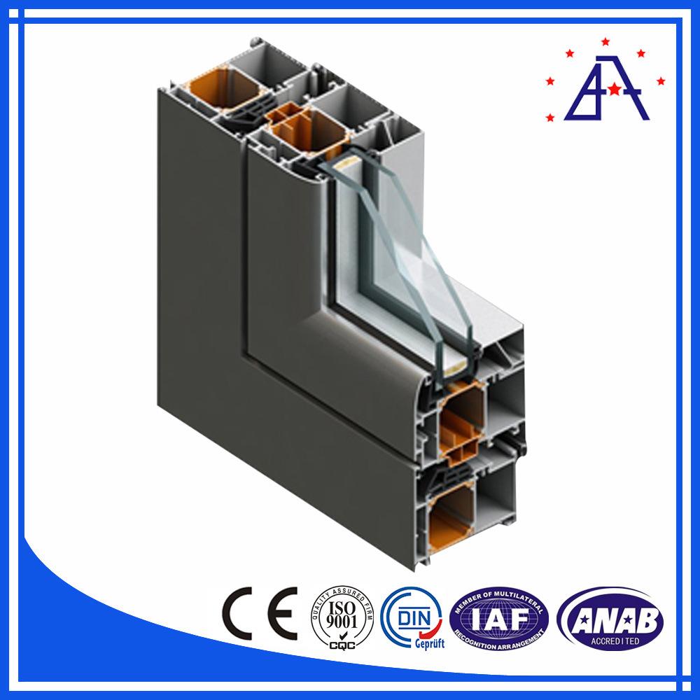 Customized Aluminum Windows & Doors Manufacturer (BA-109)