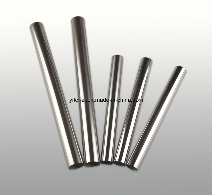 Aluminum/Aluminium Alloy Extrusion Various Tube/Pipe