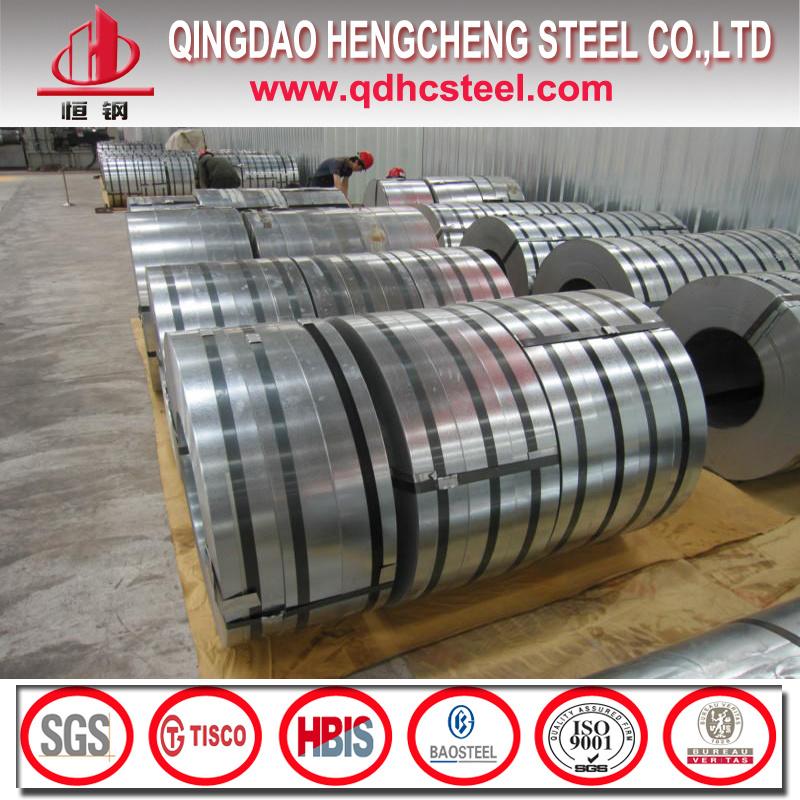 Z275 Zero Spangle Hot DIP Galvanized Steel Strip
