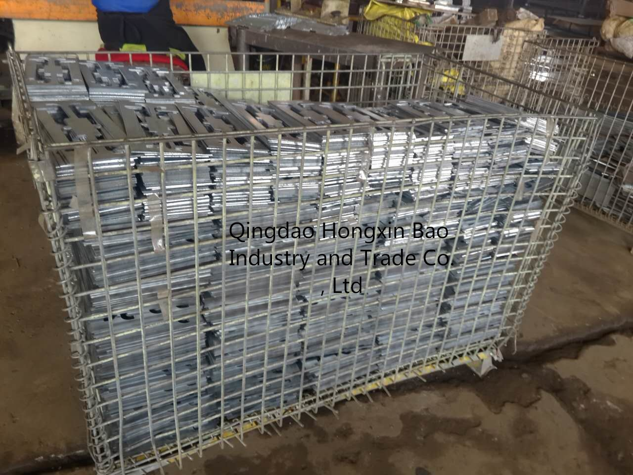 Workshop Cage/Wire Mesh Container/Storage Cage