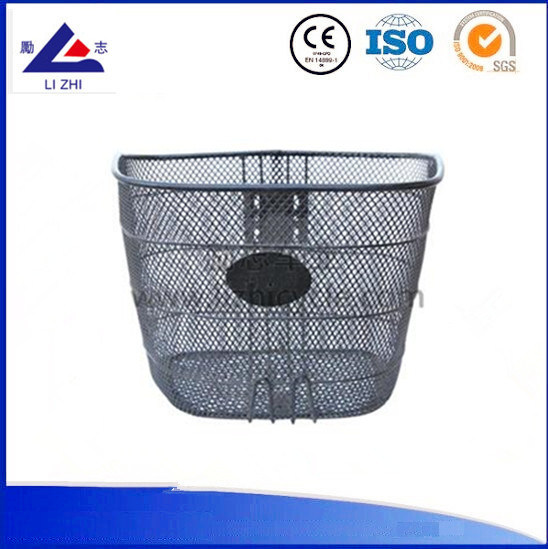 Bicycle Parts City Bike Beautiful Basket