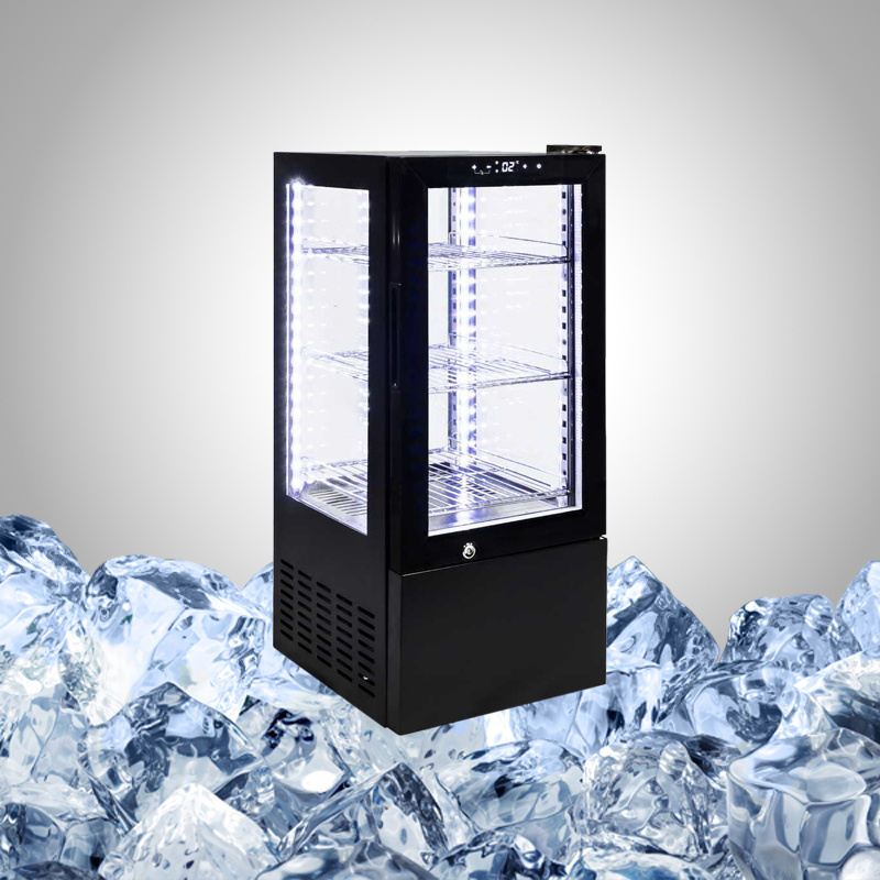 Four Sided Glass Cooler