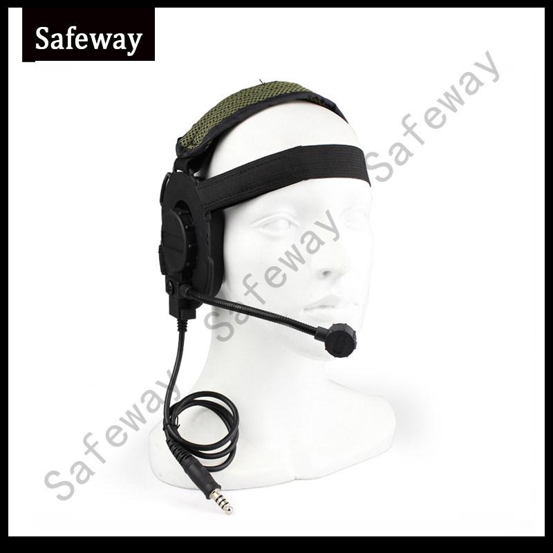 2 Way Radio Headset Tactical for Baofeng UV-5r
