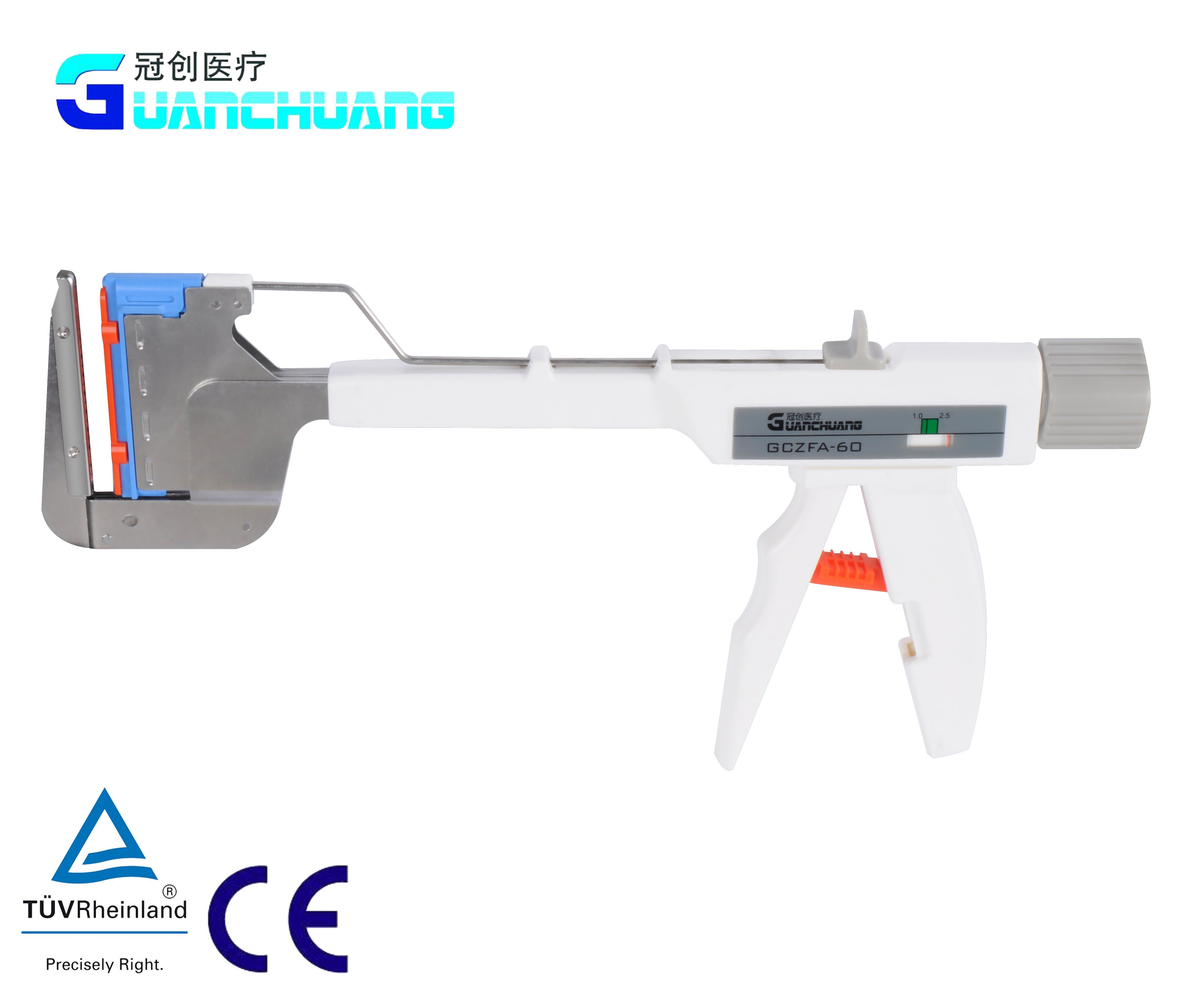 Disposable Linear Stapler and Reload