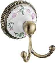 Bathroom Accessories New Design Zinc Robe Hook (JN17835)