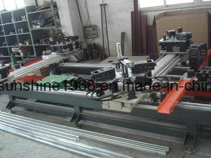 Aluminum Four Head Corner Crimping Machine for Aluminum Making Machine