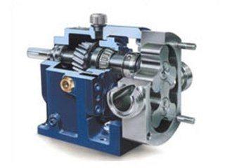 3RP Series Rotary Lobe Sanitary Pump
