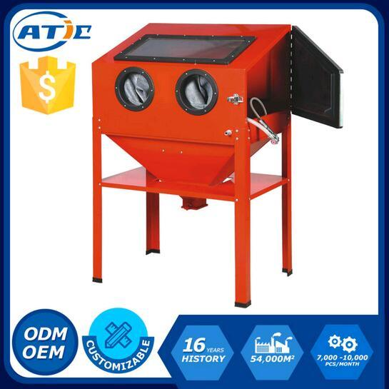 220L Vertical Cabinet Sandblaster