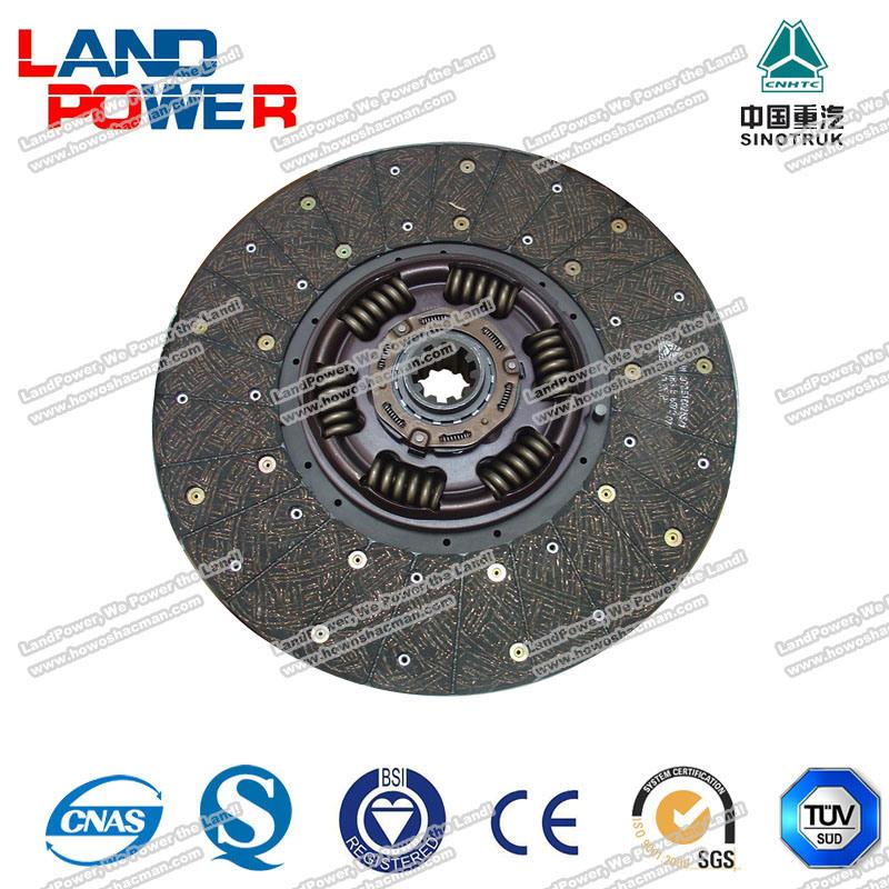 Clutch Disc / Az9725160390/HOWO Truck Parts
