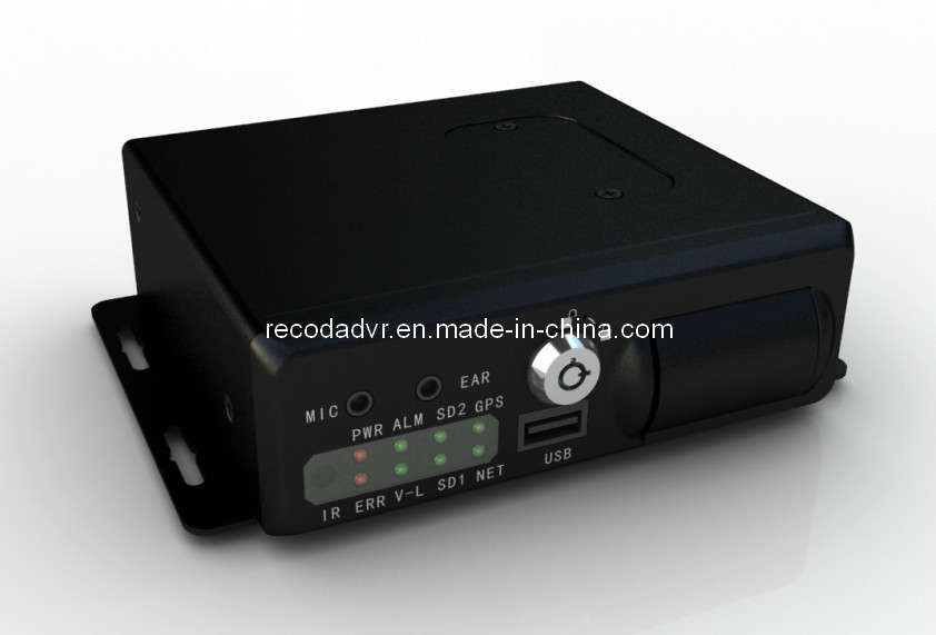 Mini 3G Mobile DVR with 3G GPS WiFi G-Senor Android/ iPhone Live View (M604)