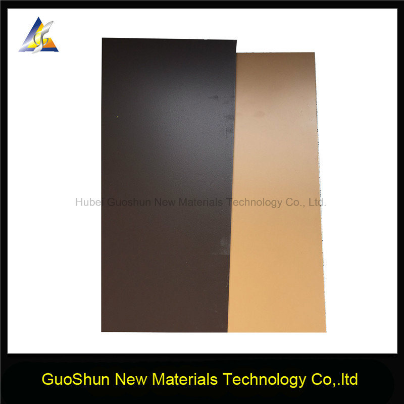 PVDF/Power Coated Building Material Aluminum Panel