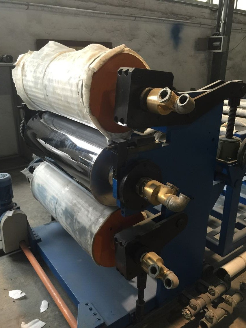 PP Material Sheet Extruder (PPSJ-100)