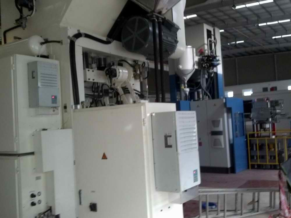 500 Ton Mechanical Powder Compacting Press