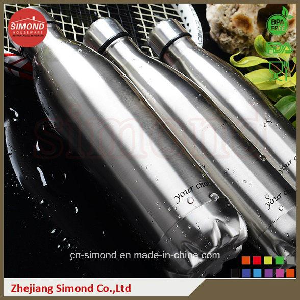 1000ml 18/8 Stainless Steel Bottle, Cola Bottle (SD-8007)