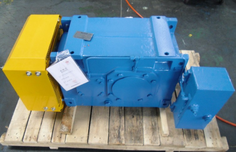 B Series Vertical Bevel-Helical Gearbox
