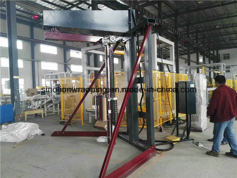 R1800f Pallet Wrapping Machine