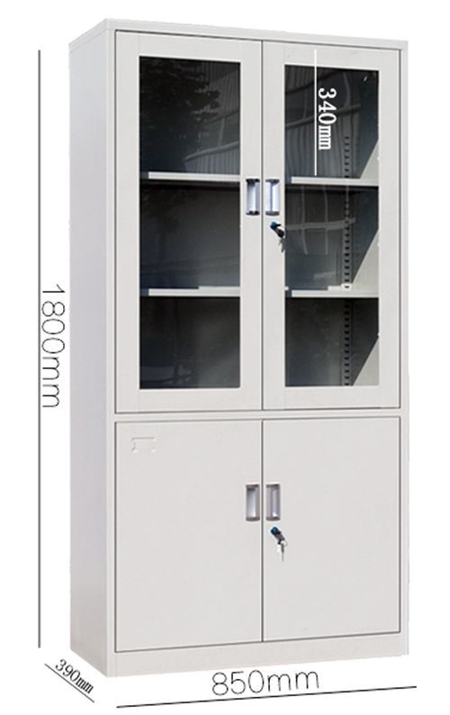 Factory Outlets Office Furniture Steel Swing Door Filing Cabinet