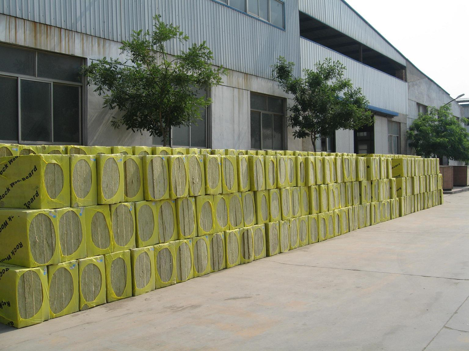 Mineral wool or rockwool acoustic insulation acoustimac for Rockwool insulation properties