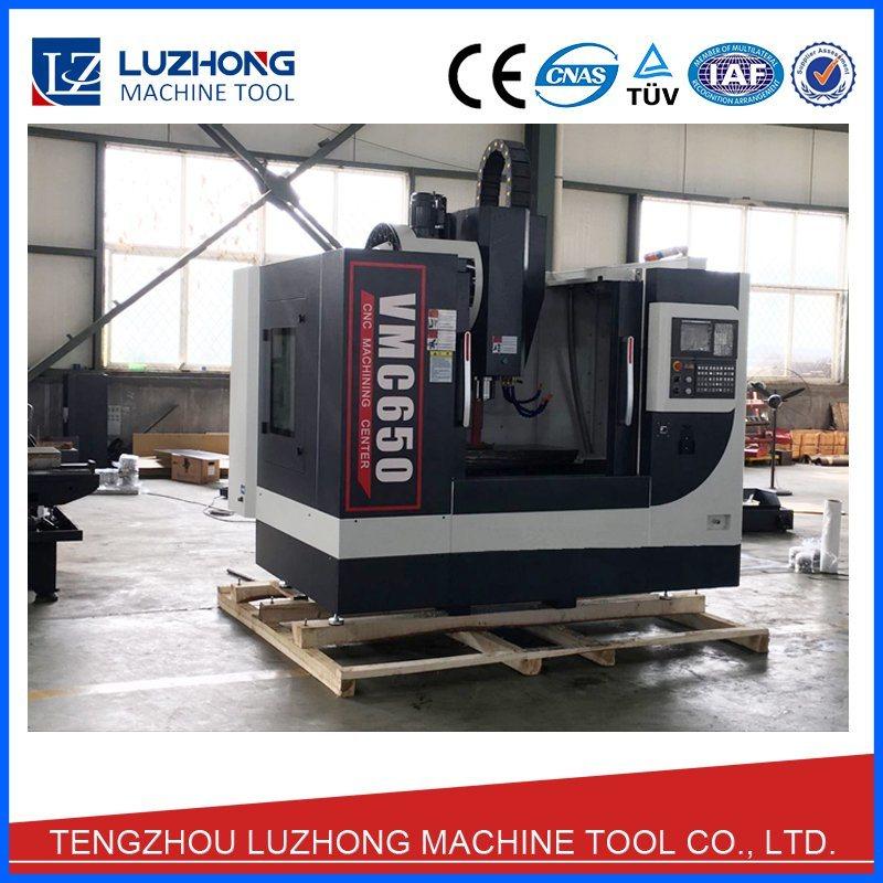 CNC Milling Vmc550 CNC Vertical Machining Center