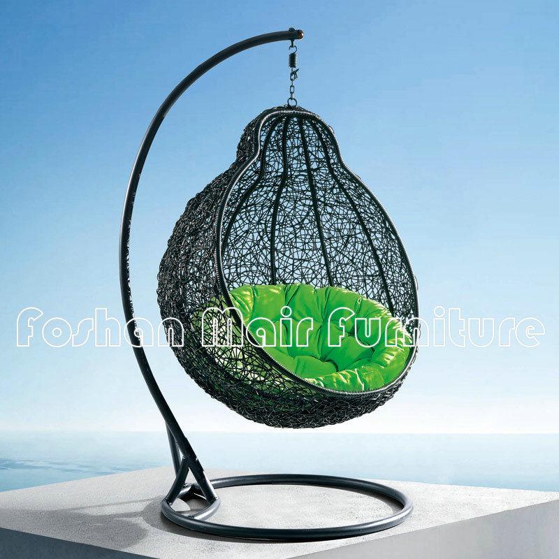 outdoor rattan cane hanging basket imitation rattan. Black Bedroom Furniture Sets. Home Design Ideas