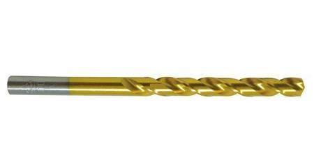 HSS 4341 Tin Coated HSS Twist Drill Bits (JL-HTDT)