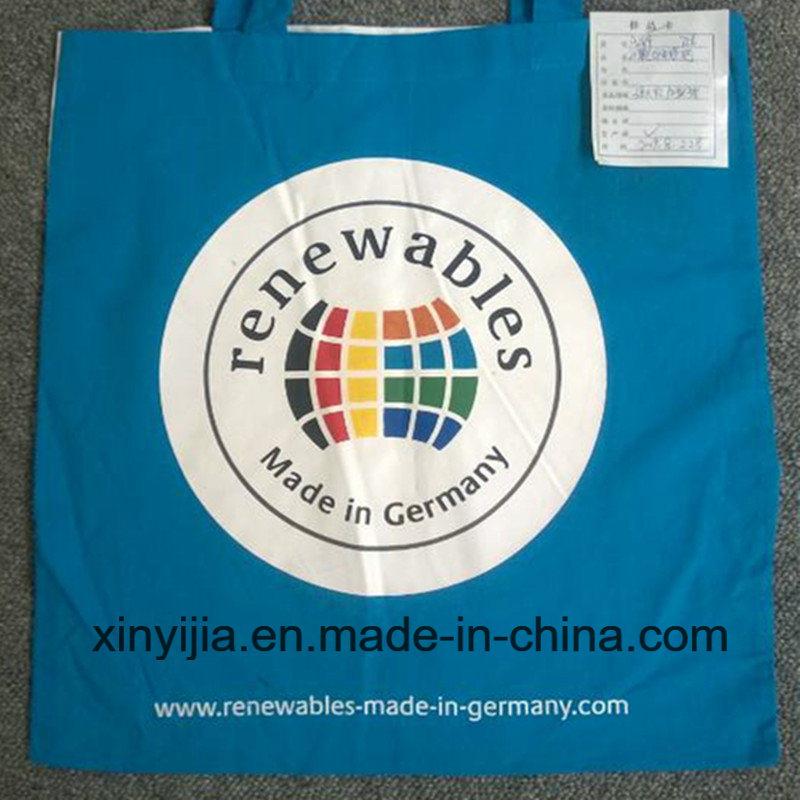 Fashion Cotton Shopping Bag by China Bag Manufacturers