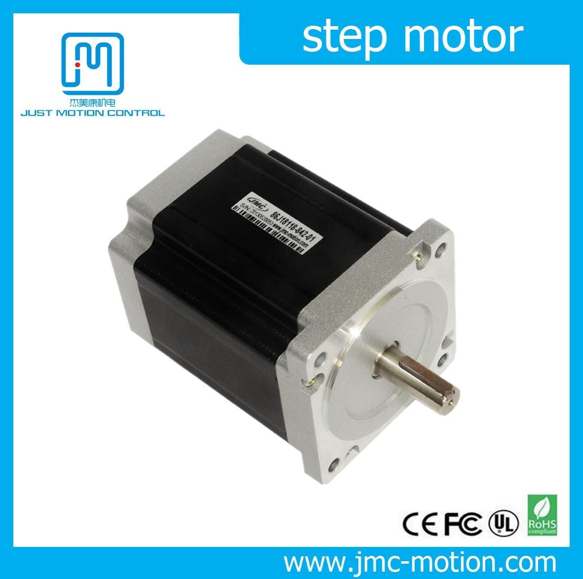 CNC Machine Parts Size 86mm 2 Phase NEMA34 High Torque DC Motor