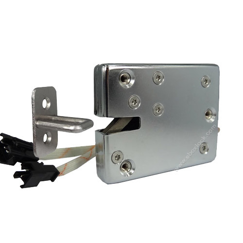 Electric Cabinet Lock with Monitorig for Locker Cabinets (MA1208S)