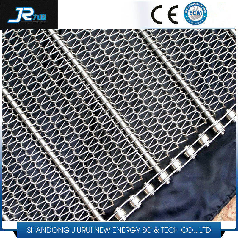 Chain Type Stainless Steel Mesh Belt