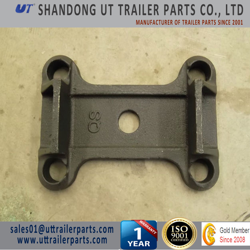 BPW Suspension Spring Clamp Plate Good Quanlity Trailer Parts
