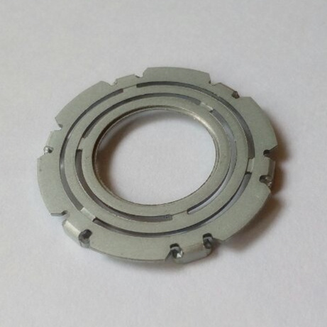 Electrolytic Plate Metal Stamping Part for Motor