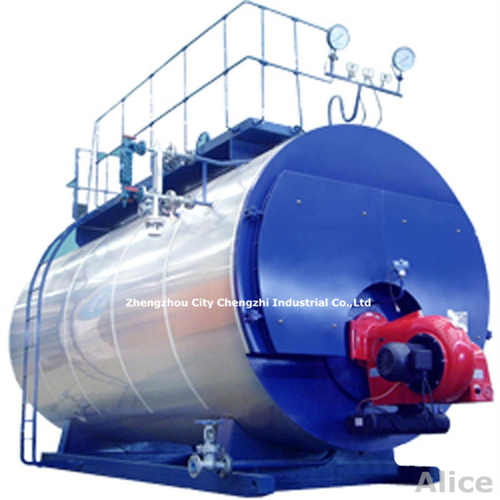 China Factory Produce Biomass Cogeneration Hot Water Boiler
