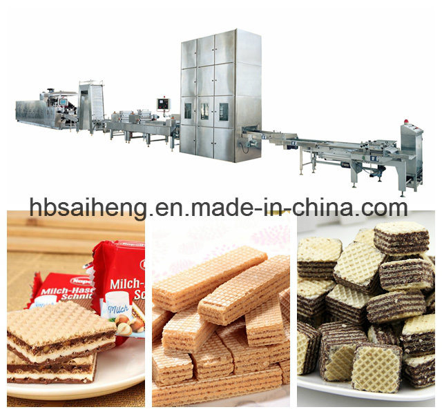 Wafer Biscuits Making Machine/Wafer Biscuit Machinery/Wafer Machinery